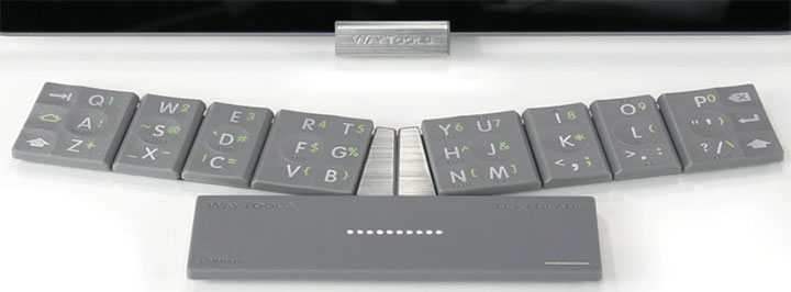 Your Pocket Keyboard
