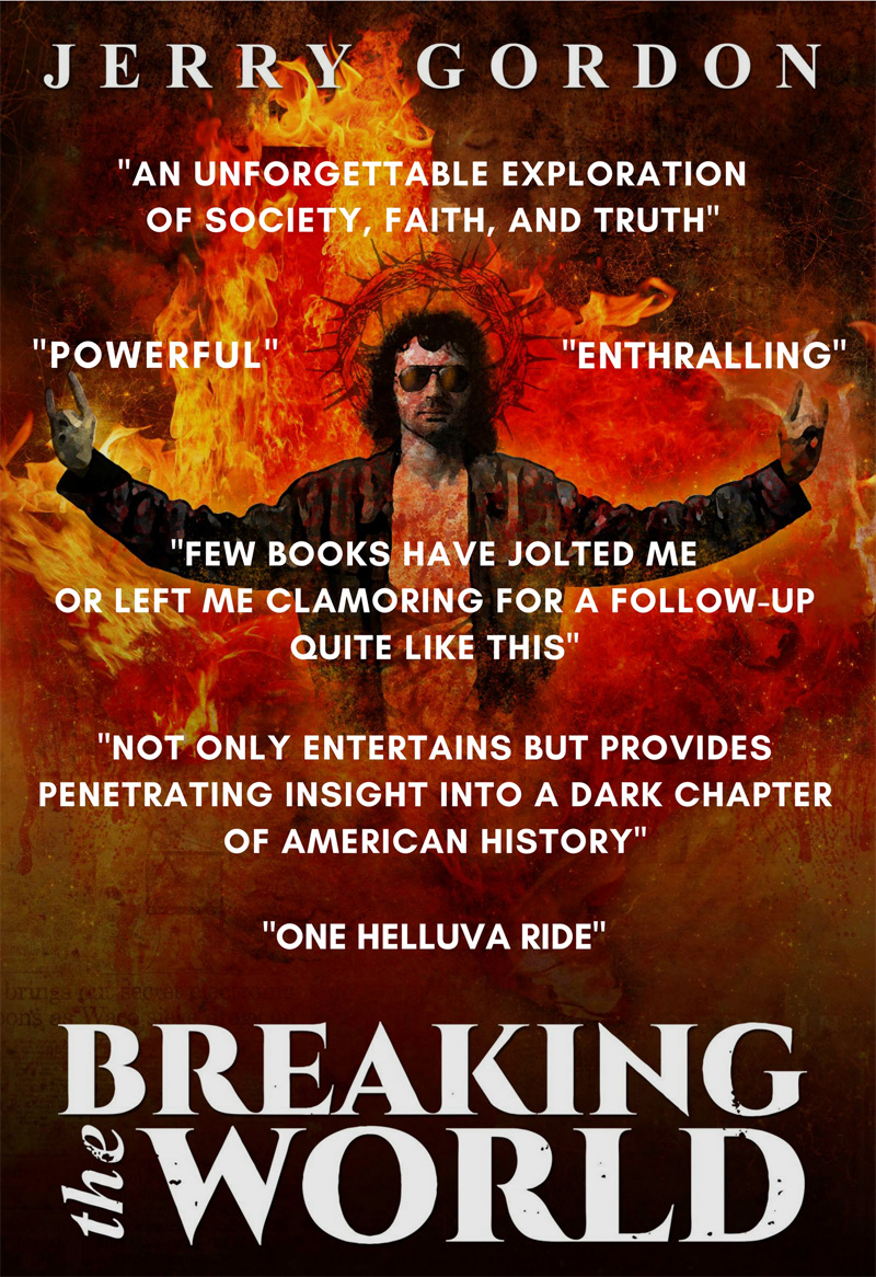 Breaking the World: Early Reviews